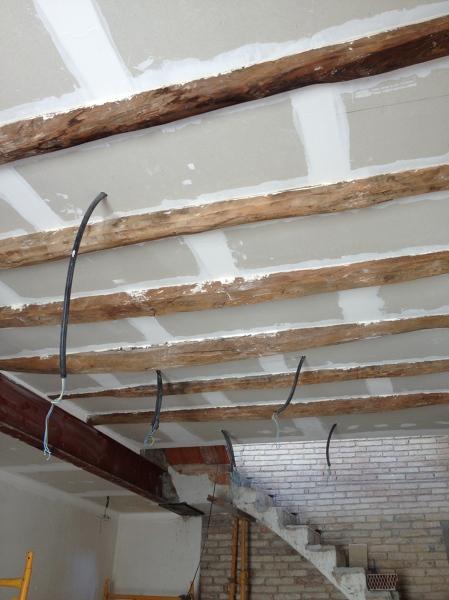 Foto techos decorativos de oskarstil decor 744454 - Techos acusticos decorativos ...