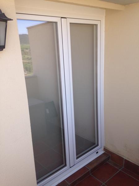 Trabajos instalación ventanas RPT en Terrassa