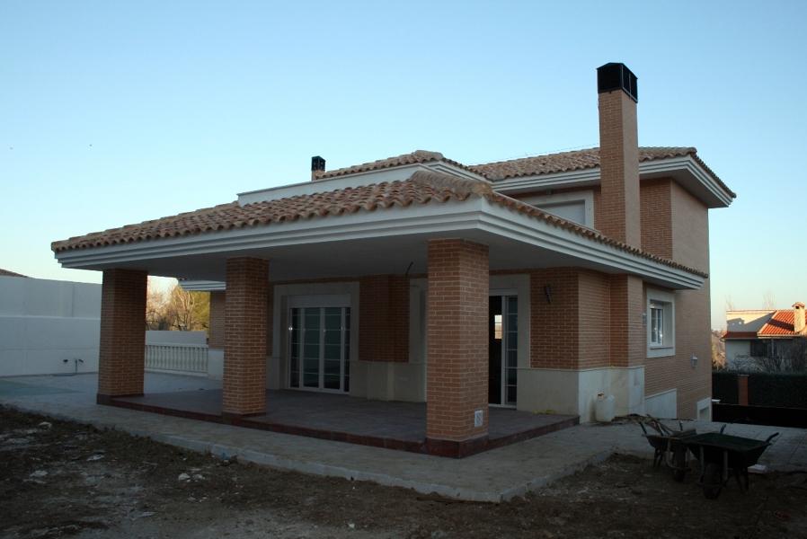 Foto vivienda unifamiliar aranjuez de siaproyectos for Oficina de empleo aranjuez