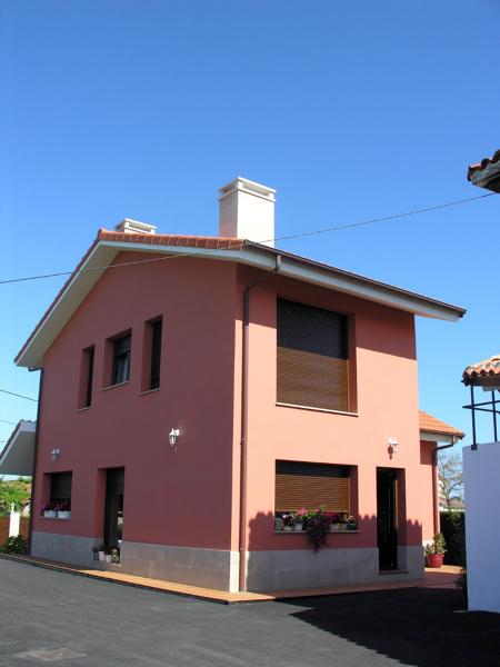 Foto vivienda unifamiliar en ranon exterior de - Construcciones benjoal ...