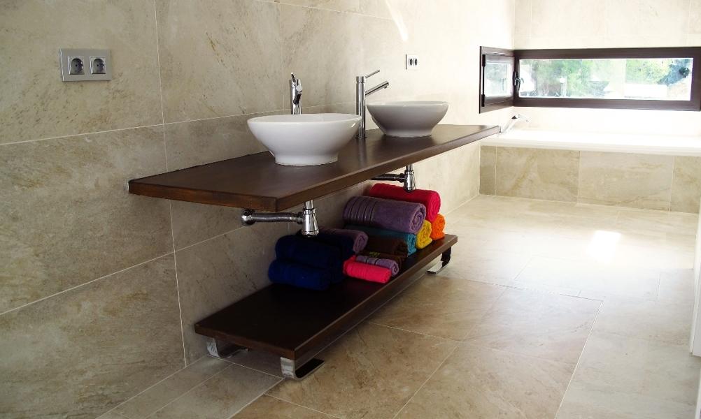 Foto vivienda unifamiliar lavabo de sans arquitectes 276005 habitissimo - Sans arquitectes ...