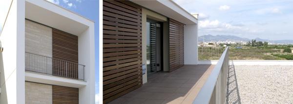 Foto vvienda unifamiliar en almazora de gad arquitectura for Piscina almazora