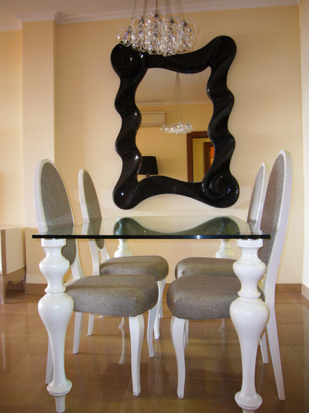 Foto zona comedor de samarkanda proyectos muebles y - Samarkanda muebles ...