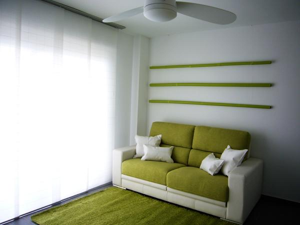 Foto zona de sof deslizante y paneles japoneses de samarkanda proyectos muebles y decoraci n - Samarkanda muebles ...