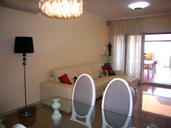 Foto zona sal n sof de samarkanda proyectos muebles y - Samarkanda muebles ...