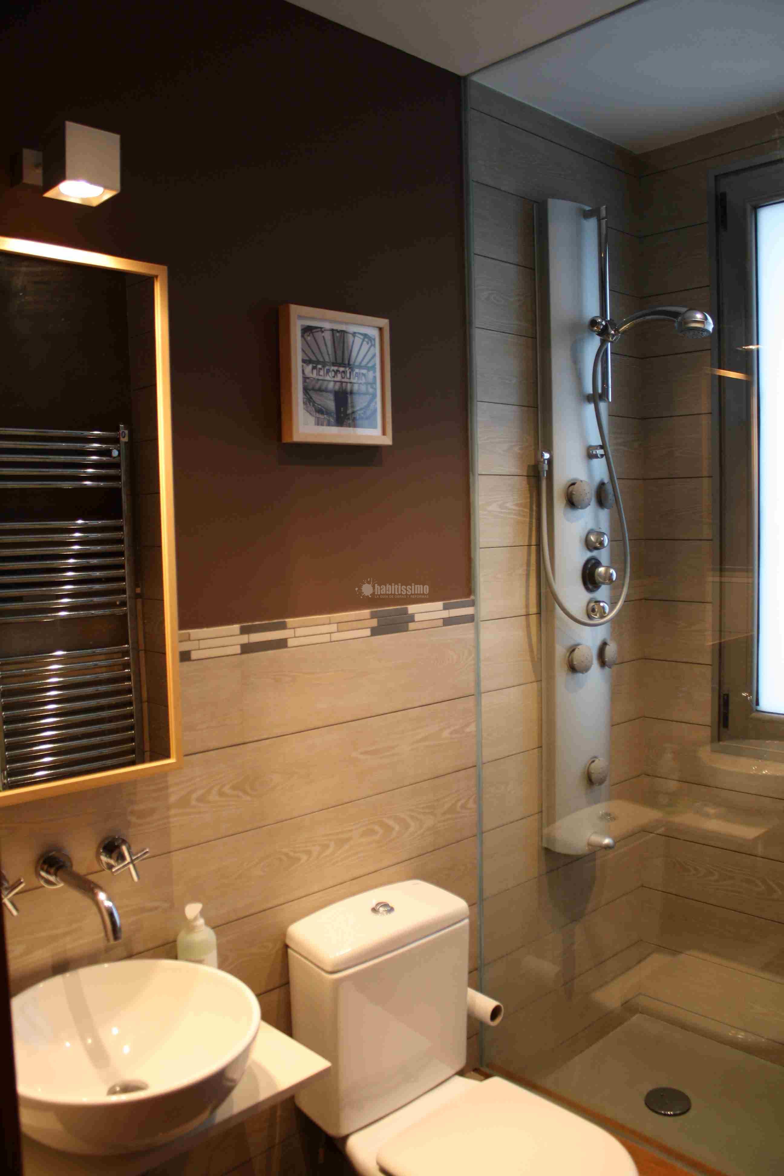 Baños Reformas Ideas:Reforma de Baño en Bilbao