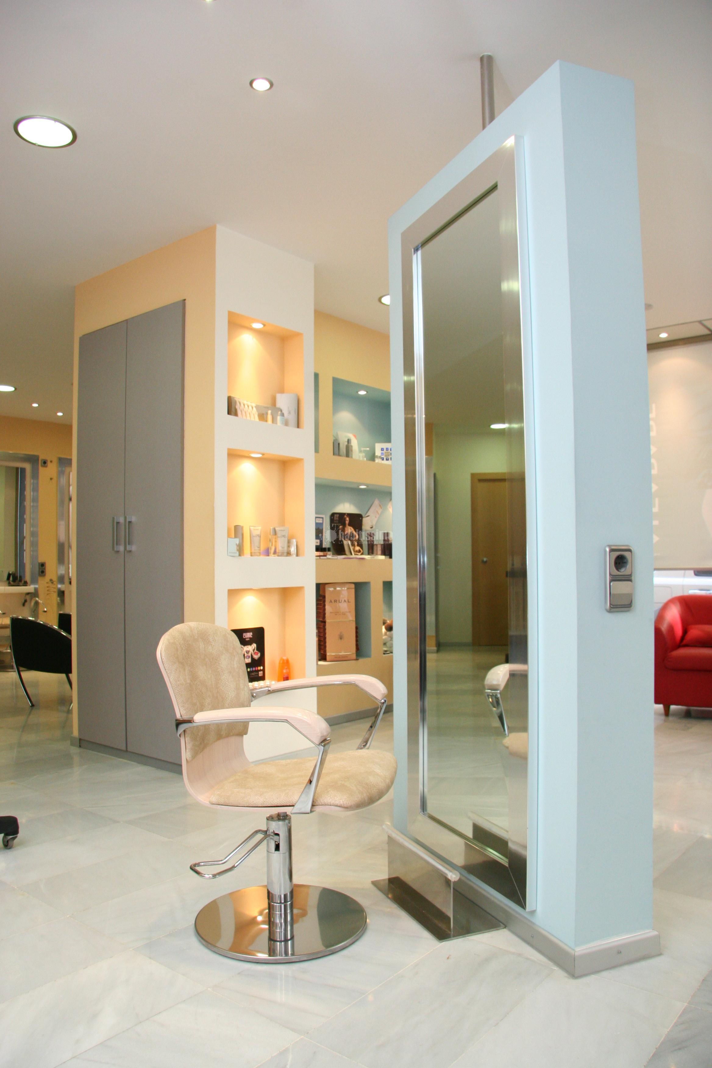 Proyecto de interiorismo peluqueria imatge ideas arquitectos - Ideas interiorismo ...