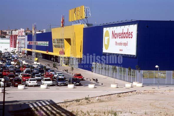 Proyectos b sico y de ejecuci n de tienda de ikea en san sebasti n de los reyes madrid - Tiendas de sofas en san sebastian de los reyes ...