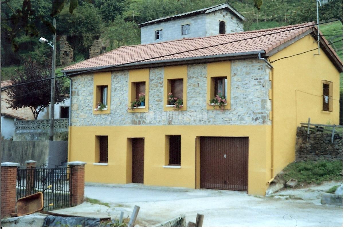 Rehabilitacion de fachadas de casas rurales ideas - Fachadas casas rurales ...