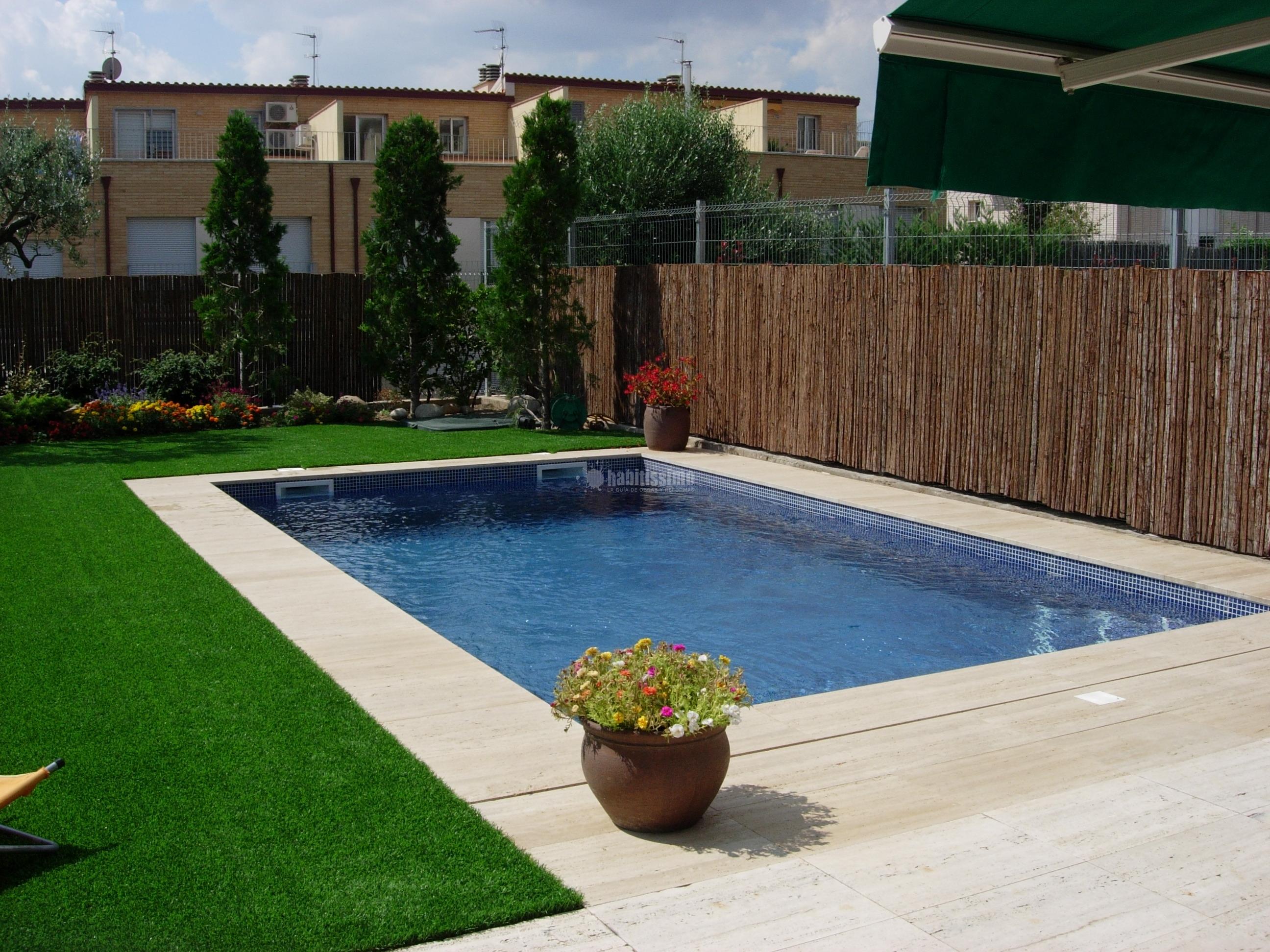 Piscina igualada ideas construcci n piscinas - Construccion piscinas barcelona ...