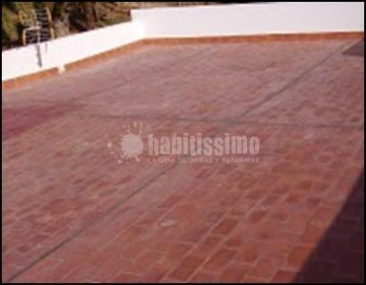 Impermeabilizaci n de terraza transitable proyectos for Impermeabilizar terraza transitable