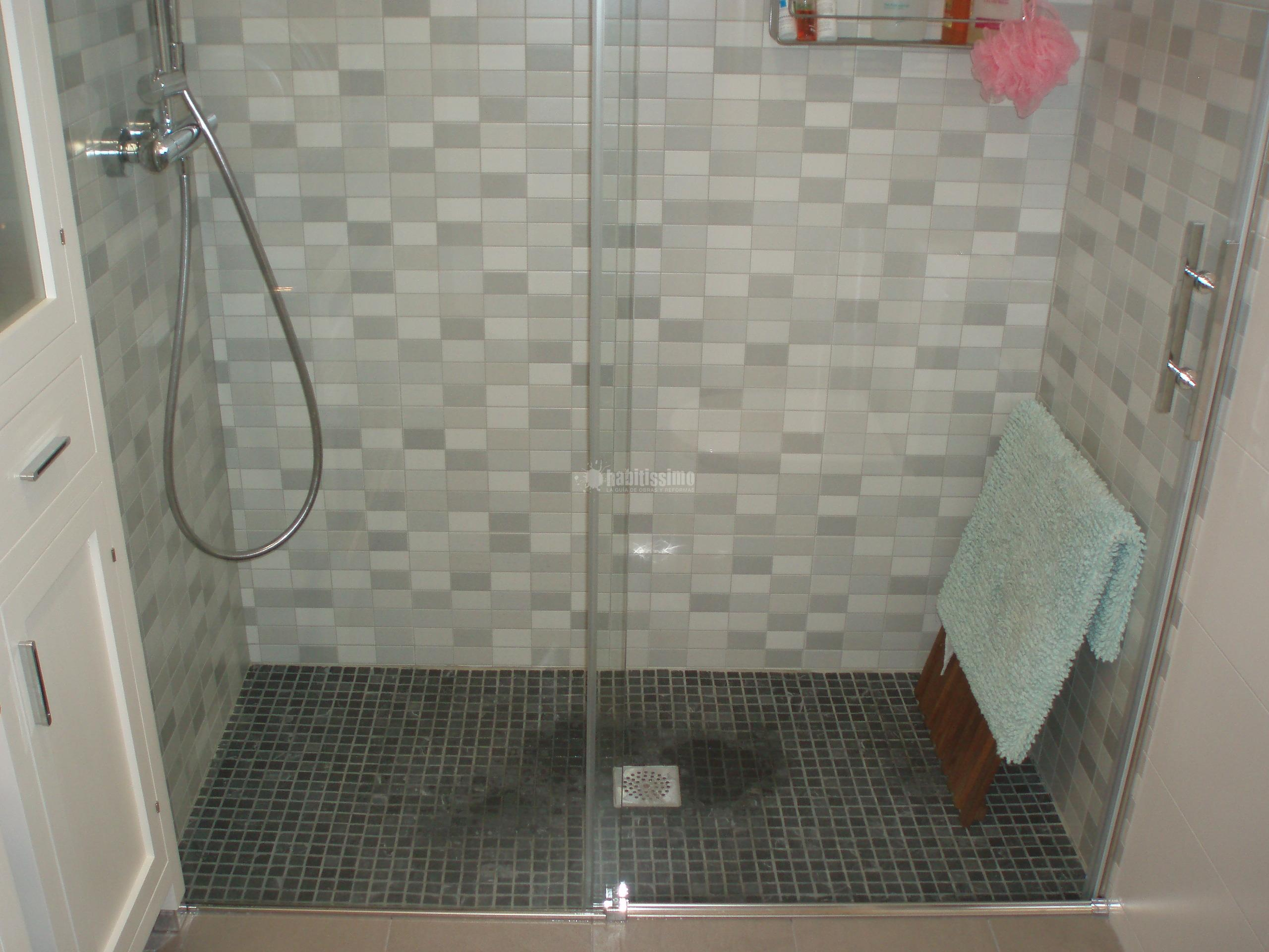 Cabinas de ducha de obra - Cabinas para duchas ...