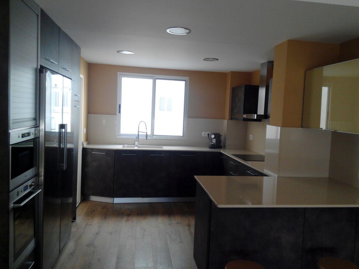Reforma integral de un piso en almazora 12550 castellon for Cocinas castellon precios