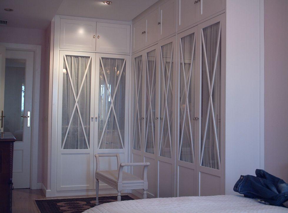Dormitorios ideas para frentes de armarios parte2 - Ideas para armarios ...