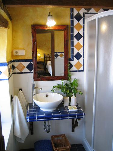 Azulejos Baño Relieve:El Azulejo