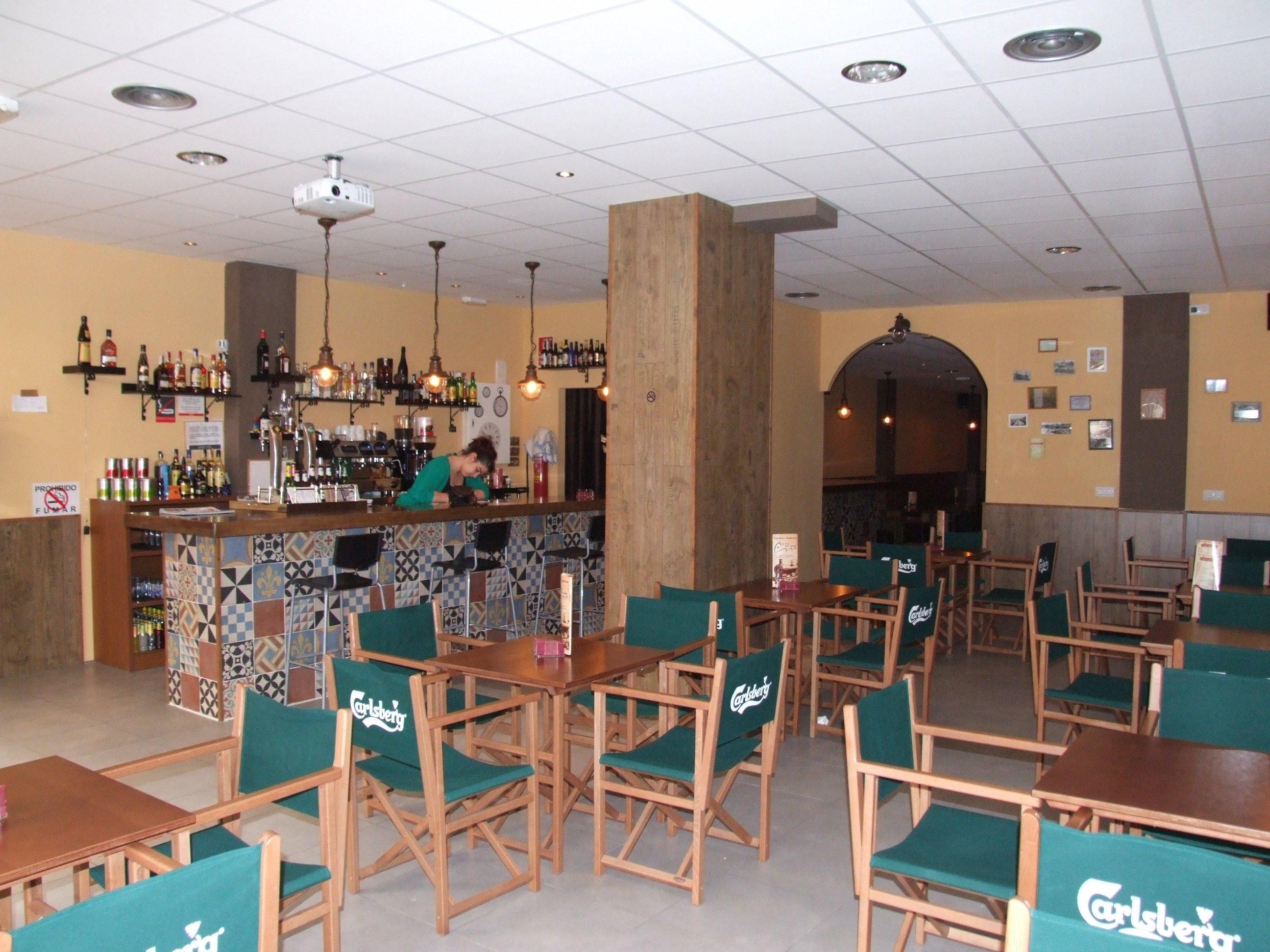 Licencia de obras y actividad para bar cafeter a ideas - Proyecto bar cafeteria ...