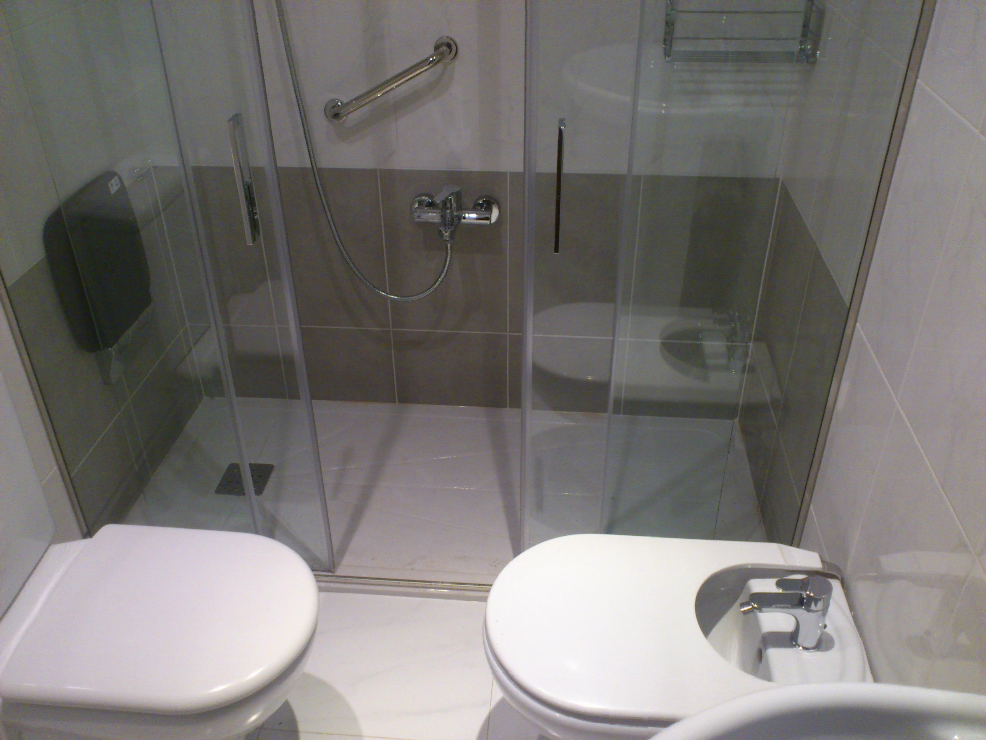 Reforma Baño Banera Por Ducha:Cambio Bañera por Ducha Hondarribia