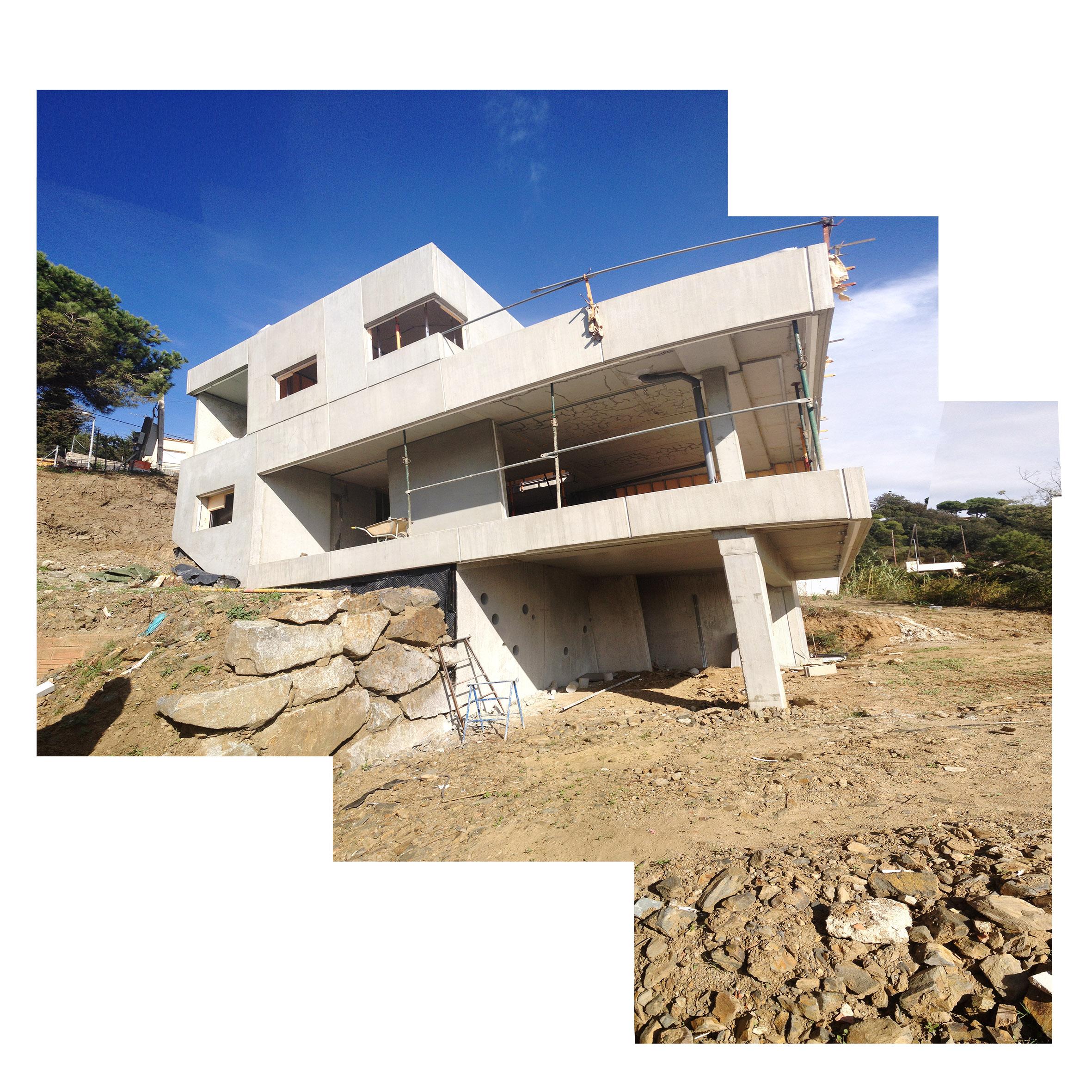 Casa prefabricada en barcelona proyectos construcci n - Casas prefabricadas barcelona ...