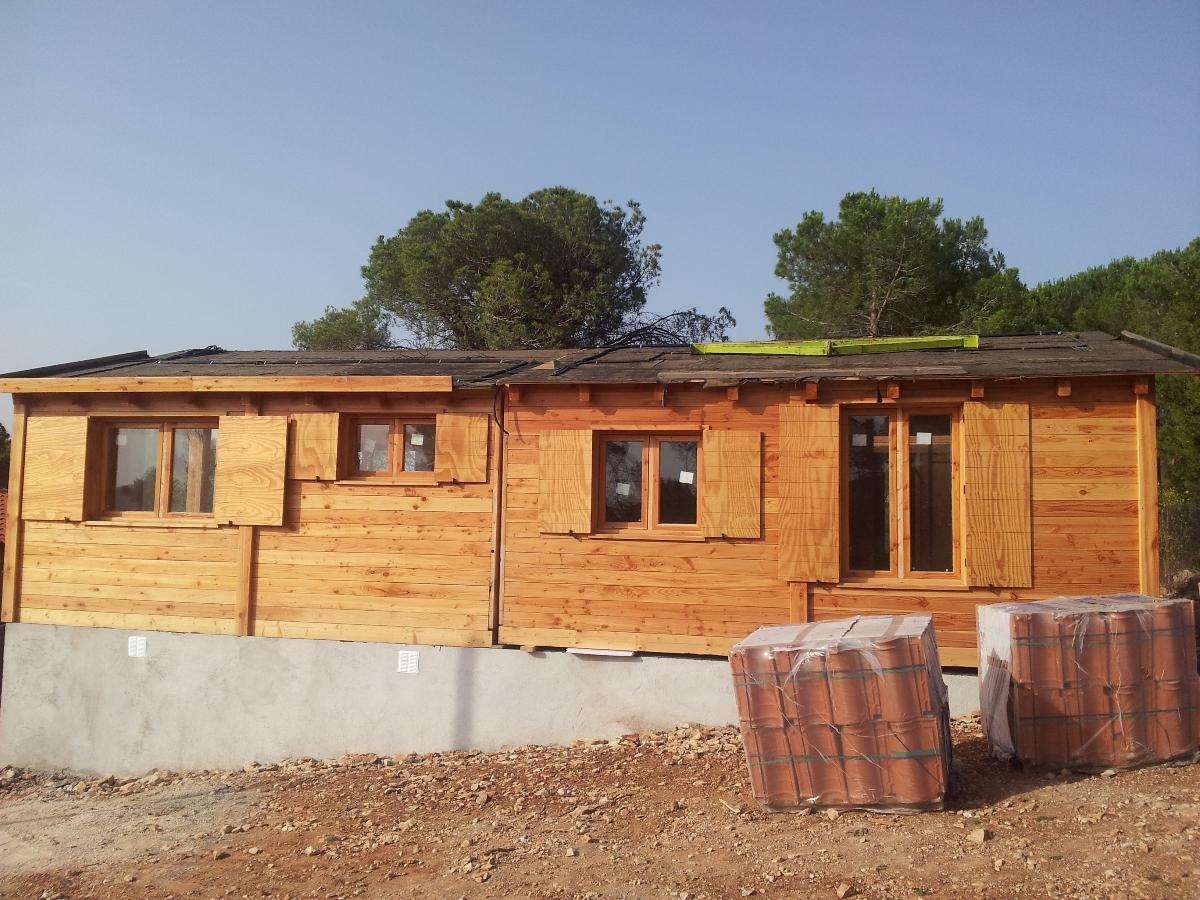 Casas prefabricadas madera construccion modular casas for Prefabricadas madera