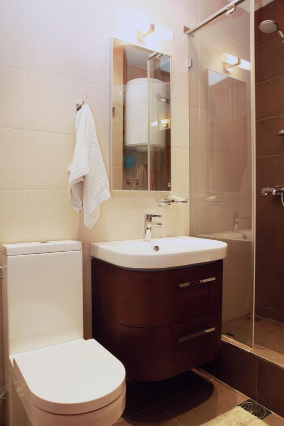 Baño Pequeno Original:Cómo Aprovechar Mejor un Baño muy Pequeño