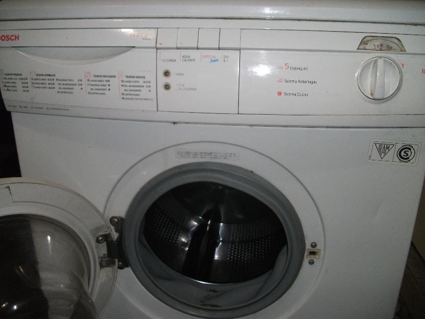 Lavarropas automatico bosch precios