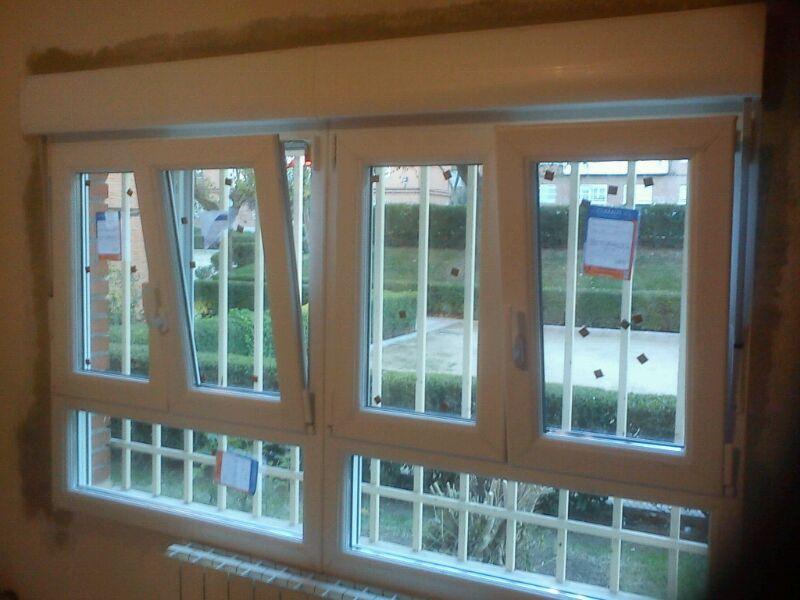 Instalacion ventanas pvc fuenlabrada ideas carpinter a pvc - Ventanas de aluminio o pvc precios ...