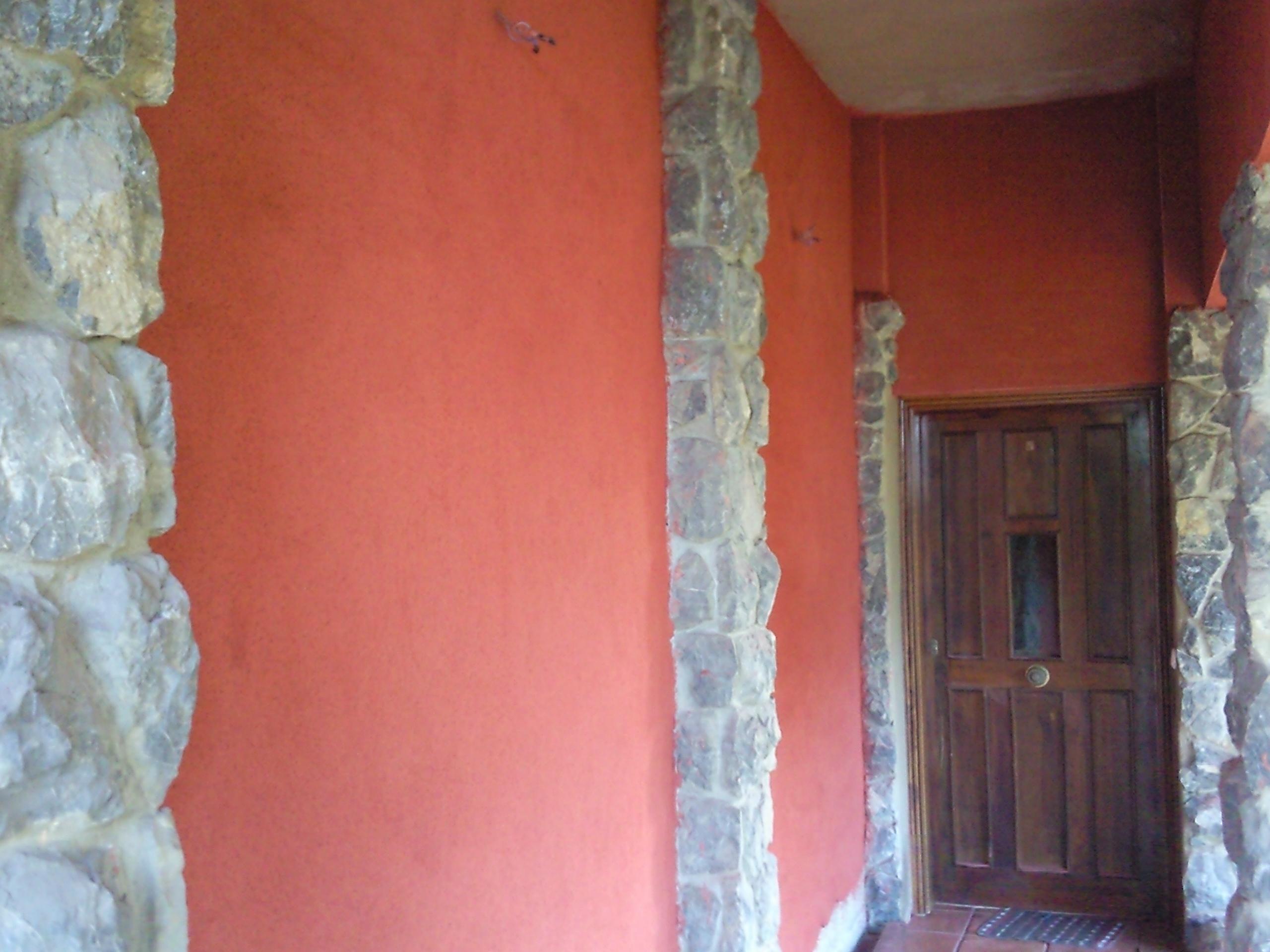 Proyectar monocapa en toda la superficie de fachada de for Proyectar tu casa