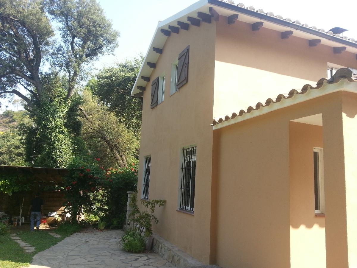 Pintura exterior e interior casa ideas pintores for Casa e ideas