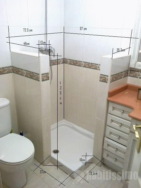 Ideas Reforma Baño Pequeno:Reforma en Baño