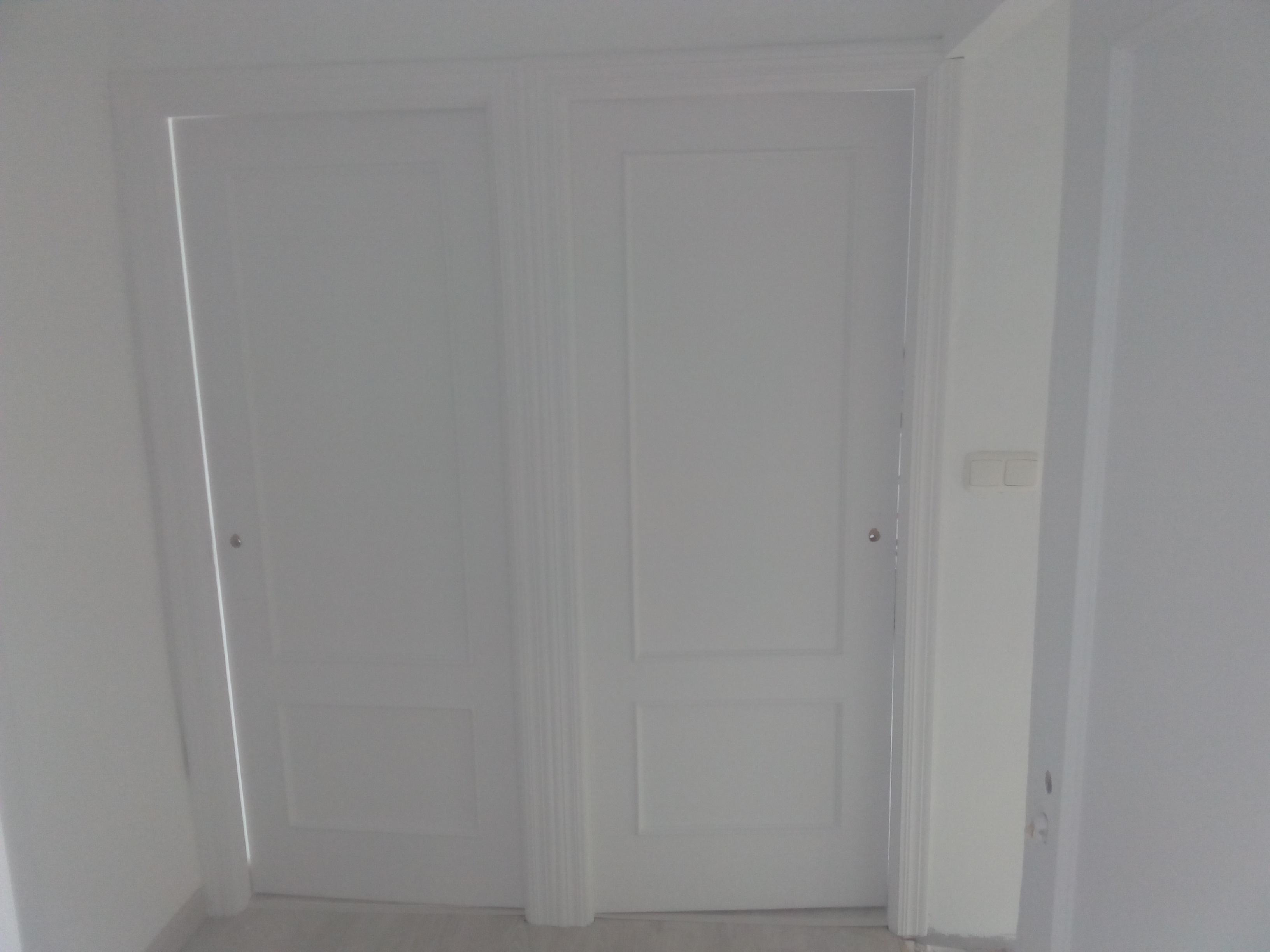 Como lacar una puerta en blanco simple lacado de puertas - Lacar puertas blanco ...
