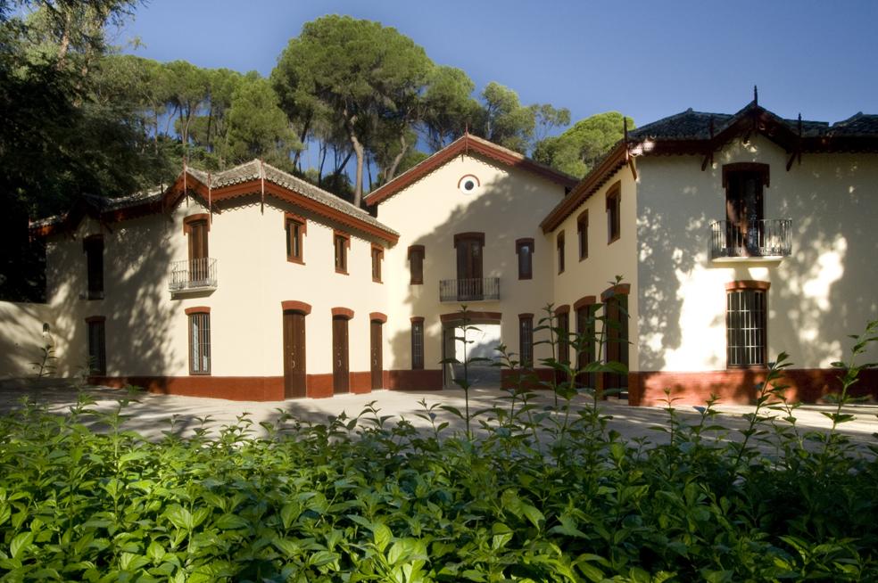 Rehabilitaci n casa administrador jard n botanico ideas for Jardin botanico granada precio