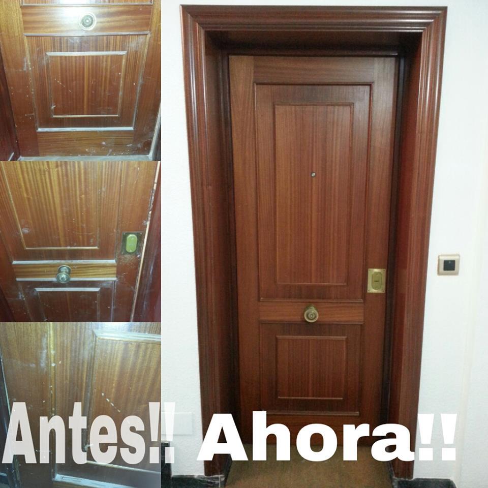 Cambio de color puertas de cocina ideas decoradores - Cambio de puertas ...