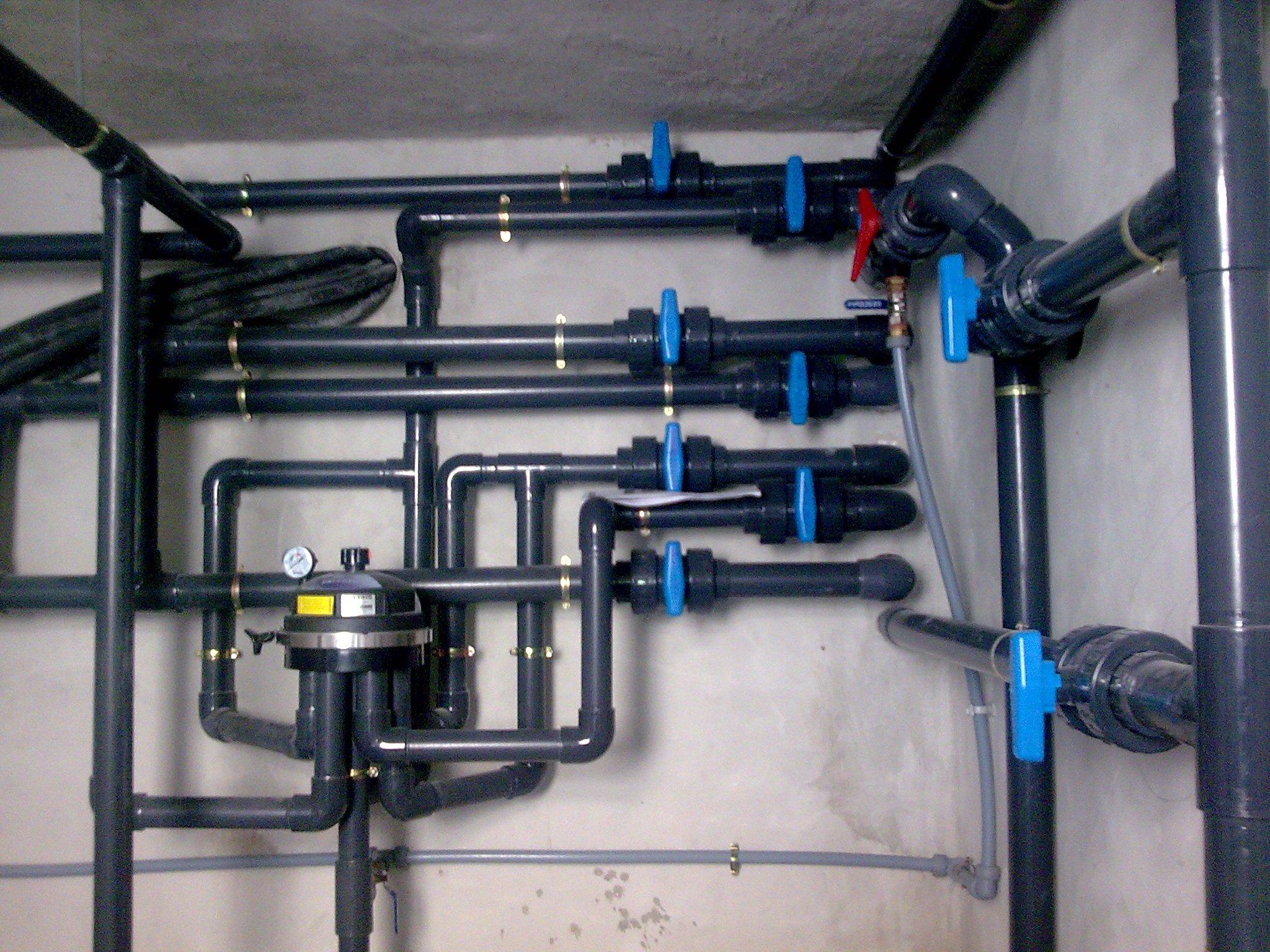 Instalaci n de bomba para piscina ideas construcci n for Instalacion hidraulica de una alberca