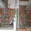 Ampliación buhardilla e instalación de escalera de madera,