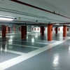 Pavimento epoxy para parking particular