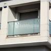 8 balcones de aluminio