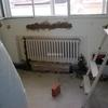 Desplazar un radiador unos 60 cm hacia la izquierda.