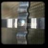 Celosia metalica negra de proteccion