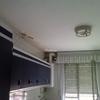Aislar termicamente dos paredes habitacion