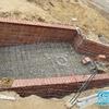 Construccion piscina obra gunitada
