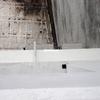 Reparar filtración de agua en fachada