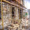 2008 Construccion de casa de piedra