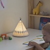 lámpara tipi
