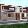 3 D fachada