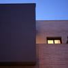 36 viviendas en Barcelona fachada Oeste detalle
