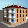 3D Edificio Suñol
