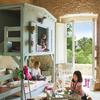 habitación infantil con literas