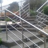 Acabado escalera