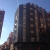 Acabado final de la fachada