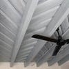 Acabado techo madera - Finca El Oliva